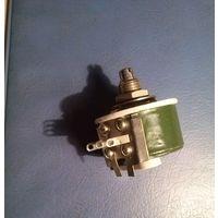 Резистор переменный проволочный (потенциометр) ППБ-15Д, 15кОм 10%