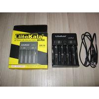 Зарядное устройство LiitoKala Lii-PL4, новое