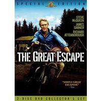 Великий побег / Большой побег / The Great Escape ( Стив Маккуин , Чарльз Бронсон , Джеймс Кобурн , Джеймс Гарнер , Ричард Аттенборо) DVD9