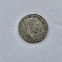 1/6 талера 1812. Пруссия. Фридрих Вильгельм III
