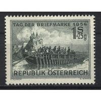Австрия 1954 Mi# 1010 (MNH**)