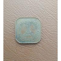 Малайя / 1 cent / 1941 год