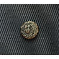 Амис, Понтийское царство. Медуза-Горгона (Горгонейон), Ника 85-65гг до н.э.