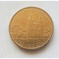2 злотых 2009 Города Польши - Енджеюв