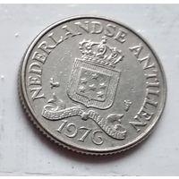 Нидерландские Антильские острова 25 центов, 1976 1-1-7