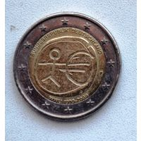 Германия 2 евро 2009г.