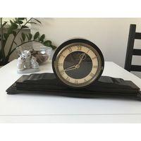 Часы каминные (настольные) Весна 1960 года Сделано в СССР РАБОЧИЕ