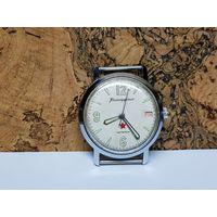 Часы Командирские ранние,очень редкие,в состоянии.Старт с рубля.