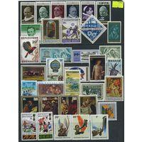 Сток коллекция **Руанда** 87 марок