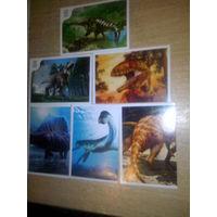 Наклейки Динозавры в Гиппо