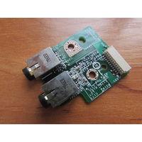 Dell Inspiron 1720 1721 Vostro 1700 Audio Board TX638 DA0GM2AB8C1