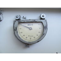 Тензометр ИН-11 (динамометр-измеритель натяжения тросов) б/у