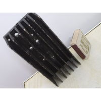 1 Радиатор алюминевый  чернён