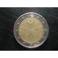 2 евро Мальта 2013 возможен обмен