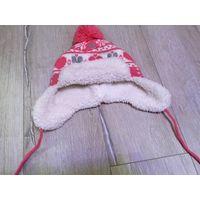 Тёплая шапочка C &A