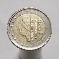 Нидерланды 2 евро 2000 (1-ый тип)