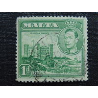 Британские колонии. Мальта 1948г.