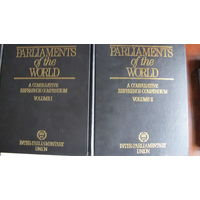 Parliaments of the world (in 2 volumes)