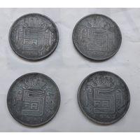 Бельгия 5 франков, 1941-43  5-6-21*24