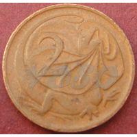 5752:  2 цента 1974 Австралия
