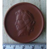 Медаль Мейсона, фарфор, 1988