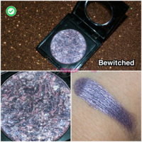 ТЕНИ для век Fashionista Double Take Baked Eyeshadow оттенок Bewitched 6