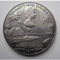 Самоа, доллар, 1977