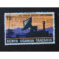 Кения-Уганда-Танзания. Космос.