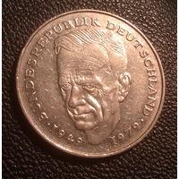2 марки 1987 J    ФРГ