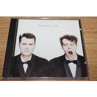 Pet Shop Boys - Actually - CD