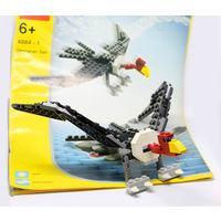 Гриф и шакал LEGO, с инструкцией.
