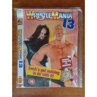 """Диск """"WrestleMania 13"""" (бонус при покупке моего лота от 5 рублей)"""