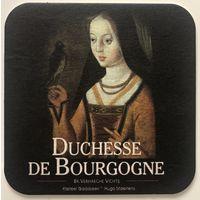 Подставка под пиво Duchesse de Bourgogne /Бельгия/