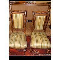 Антикварный комплект мебели.19 век. Оригинал .