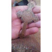 Наперстный крест 1855-1856 год