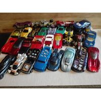 Машинки Hot Wheels.Добавлено.От 1990 до 2000г.