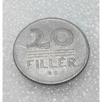 20 филлеров 1974 Венгрия #01