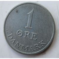 Дания 1-1971.  .1 С - 74