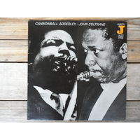 Cannonball Adderley - John Coltrane - Amiga, ГДР (перезапись оригинальной пластинки Cannonball Adderley Quintet in Chicago (Mercury, 1957 г.))