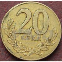 4039:  20 лек 2000 Албания