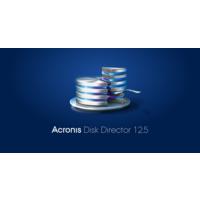Acronis Disk Director 12.5 (Ключ)