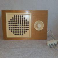 Радио Орфей-311 радиоточка громкоговоритель СССР 1989 г