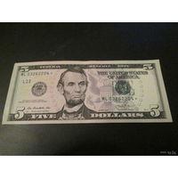 5 долларов США 2013 г., ML 03262204 * со звездой (звёздная), AU