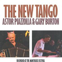 "Astor Piazzolla & Gary Burton ""The New Tango"" (Audio CD - 1987)"