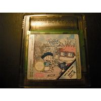 Game Boy Color Rugrats Patis in the Movie