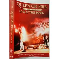 Queen On Fire  - Live At The Bowl 2DVD5