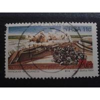 ЮАР 1984 минералы