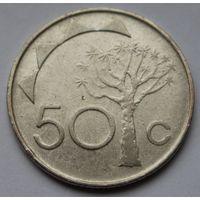Намибия, 50 центов 1993 г.