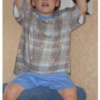 Пижамы на мальчика 5-8 лет