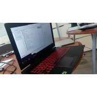 Ноутбук Lenovo Legion Y520-15IKBN  игровой (геймерский)